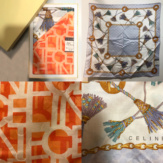 CEFINE - CELINE スカーフ