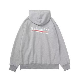 Balenciaga - バレンシアガ パーカーフード 付き 2枚20000円