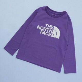 THE NORTH FACE - 【新品】ノースフェイス キッズ 120  ロングスリーブ   長袖Tシャツ
