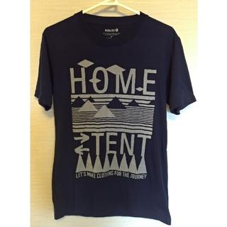 スノーピーク(Snow Peak)のスノーピーク Tシャツ ホーム テント(Tシャツ/カットソー(半袖/袖なし))
