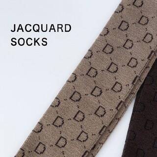 ドゥーズィエムクラス(DEUXIEME CLASSE)のDeuxieme Classeの jacquard socks(ソックス)