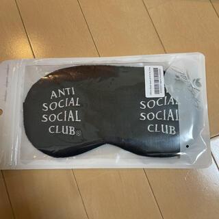 アンチ(ANTI)のANTI SOCIAL SOCIAL CLUB アイマスク(その他)