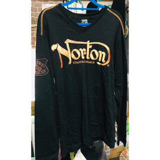 ノートン(Norton)のNorton ロンT/ジャケットセット(Tシャツ/カットソー(七分/長袖))