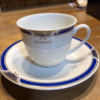 ジバンシィ(GIVENCHY)のジバンシーコーヒーカップ5セット(グラス/カップ)