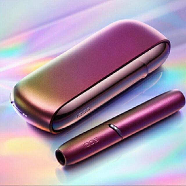 プリズム アイコス アイコス限定モデル「プリズムカラー」が全国のコンビニで発売開始