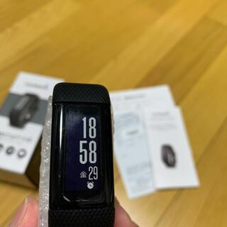 ガーミン(GARMIN)のGARMIN スマートウォッチ vivosmart HR J + プラス(腕時計(デジタル))