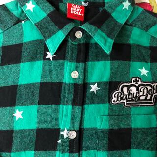 BABYDOLL - ベビードールシャツ