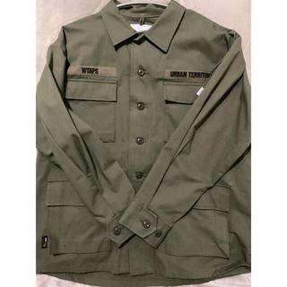 W)taps - WTAPS 20aw Jungle Shirt オリーブ サイズ2