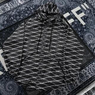 Balenciaga - 新しいバラージレターツイルプリントジャケット
