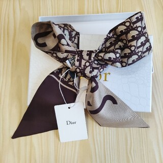 Dior - 美品 Dior ディオール スカーフ レディース用
