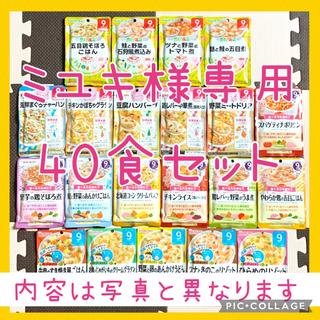Pigeon - 2941☆ 離乳食 9ヶ月 全て違う味 ベビーフード パウチ