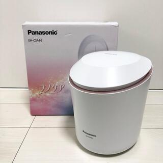 Panasonic - パナソニック EH-CSA99-P スチーマー 「ナノケア」