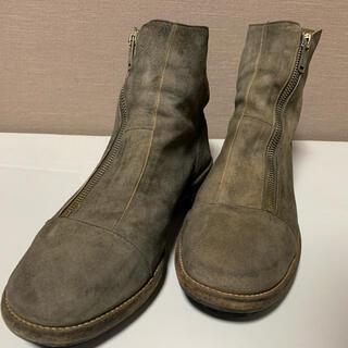 UNDERCOVER - 美品 UNDERCOVER mirror期 GUIDI型ブーツ L