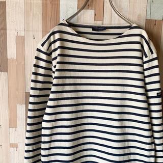 SAINT JAMES - 【フランス製】SAINT JAMES セントジェームス ボーダーバスクシャツ