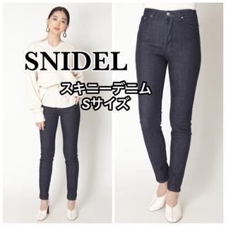 snidel - SNIDEL スキニーデニム インディゴ