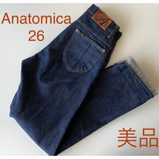 ヤエカ(YAECA)のアナトミカ 618マリリン1  サイズ26(デニム/ジーンズ)