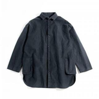 COMOLI - 超希少  ポータークラシック モールスキンシャツジャケット