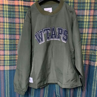 W)taps - WTAPS SMOCK / JACKET. NYLON. OXFORD 20SS