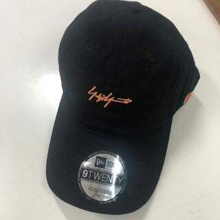 Yohji Yamamoto - YOHJI YAMAMOTO NEW ERA Cap ヨウジヤマモト キャップ