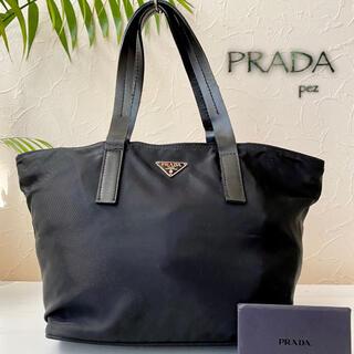 PRADA - 正規品 PRADA プラダ レザートートバッグ