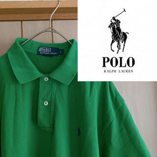 POLO RALPH LAUREN - ポロラルフローレン ロゴ刺繍ポロシャツ