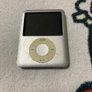アイポッド(iPod)のiPod nano第3世代 8GB(ポータブルプレーヤー)