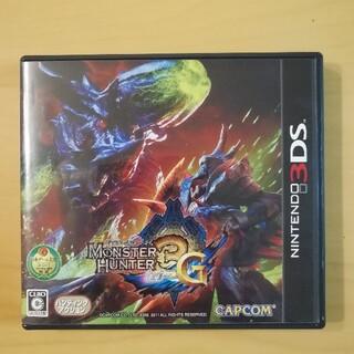 ニンテンドー3DS(ニンテンドー3DS)のモンスターハンター3(トライ)G 3DS(携帯用ゲームソフト)