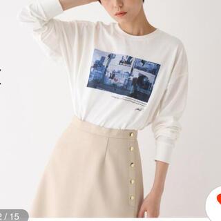 エージーバイアクアガール(AG by aquagirl)のエージー フォトグラファーyOUコラボロンT B(Tシャツ(長袖/七分))