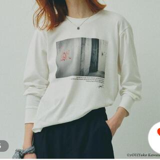 エージーバイアクアガール(AG by aquagirl)のエージー フォトグラファーyOUコラボロンT k(Tシャツ(長袖/七分))