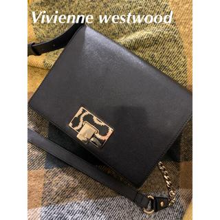 Vivienne Westwood - 美品 Vivienne Westwood ショルダーバッグ