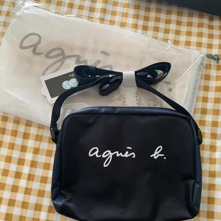 agnes b. - アニエスベー ショルダーバッグ 新品 未使用