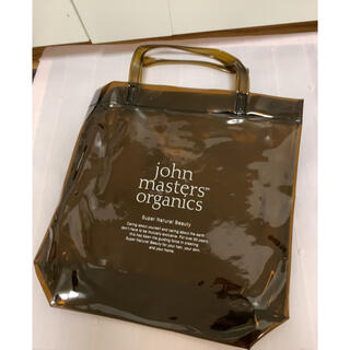 John Masters Organics - ジョンマスターオーガニック ビニール製ミニバッグ