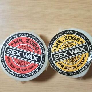SEX WAX サーフィン ワックス 2個