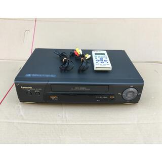 Panasonic - Panasonic ビデオカセットレコーダー NV-H20G ビデオデッキ