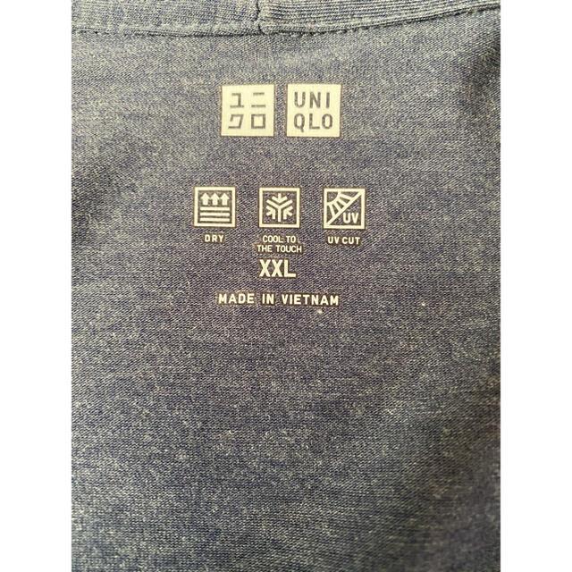 UNIQLO(ユニクロ)のUNIQLO  エアリズムシームレスUVカットロングカーディガン XXL レディースのトップス(カーディガン)の商品写真
