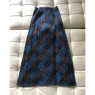 プリーツプリーズイッセイミヤケ(PLEATS PLEASE ISSEY MIYAKE)のスカート(ロングスカート)