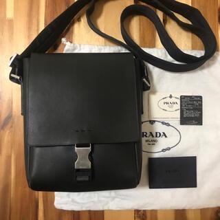 PRADA - プラダ 斜め掛けショルダーバッグ メンズ レディース 黒