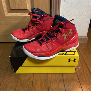 UNDER ARMOUR - UA CURRY2 FLOOR GENERAL