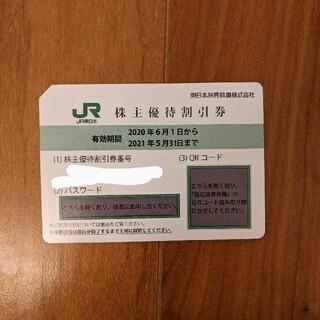株主優待割引券 JR東日本 2021.5.31まで(その他)