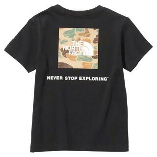 THE NORTH FACE - 新品 THE NORTH FACE 140cm 半袖Tシャツ 黒
