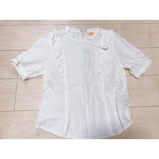 フィント(F i.n.t)のfint ブラウス(シャツ/ブラウス(半袖/袖なし))