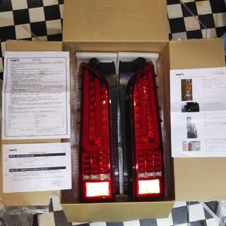 トヨタ - TOMS トムス ハイエース 200系 LED テールライト トヨタ ウインカー