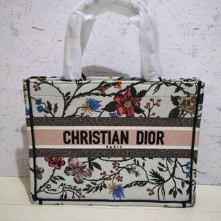 Christian Dior - 新品正規品 新作ローザムタビリスブック トートバッグ
