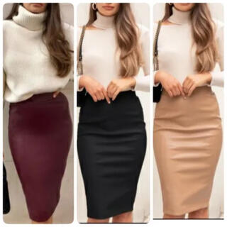 リプシー(Lipsy)の新品LIPSYスカート(ひざ丈スカート)
