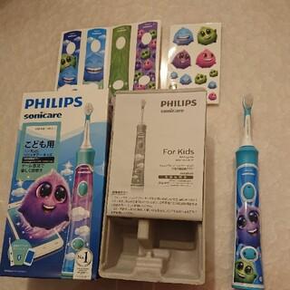 フィリップス(PHILIPS)のフィリップス  子供用  電動歯ブラシ(電動歯ブラシ)
