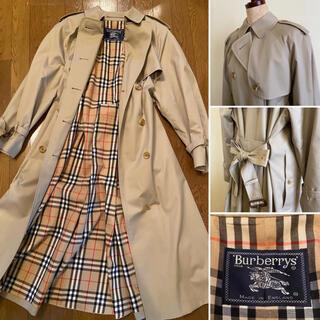 BURBERRY - 英国産 Burberry's  トレンチコート バーバリー