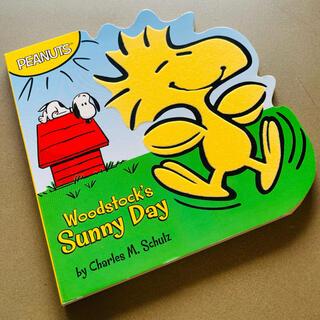 ウッドストック&スヌーピー英語絵本 幼児洋書 お出かけ絵本