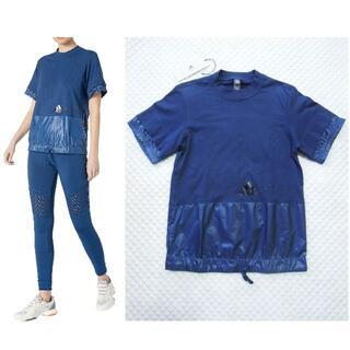 アディダスバイステラマッカートニー(adidas by Stella McCartney)の未使用9900円 アディダス ステラマッカートニー Tシャツ XS ヨガ(ヨガ)