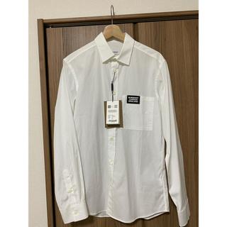 BURBERRY - バーバリー BURBERRY ドレスシャツ 白シャツ 新品