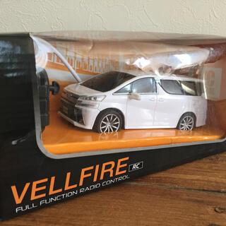トヨタ(トヨタ)のtoyota vellfire rc トヨタ ベルファイア ラジコン 新品(ホビーラジコン)